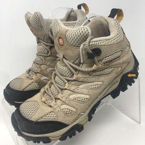 Merrell Moab Ventilator Mid J86592 Taupe  Shoes